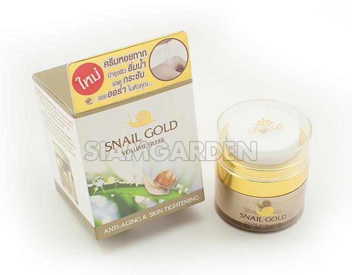 Snail Gold 7в1 филлер-крем с улиткой