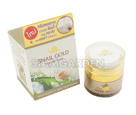 Snail Gold 7 в 1 филлер-крем с улиткой