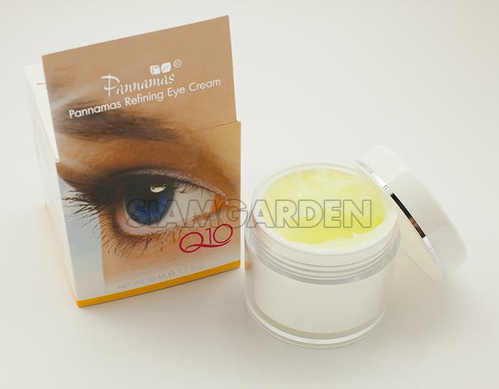 Pannamas Refining Eye Cream с муцином