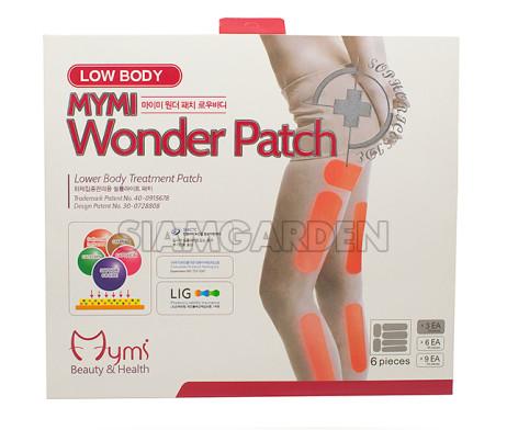 MYMI Wonder Patch для ног - пластыри Муми для похудения