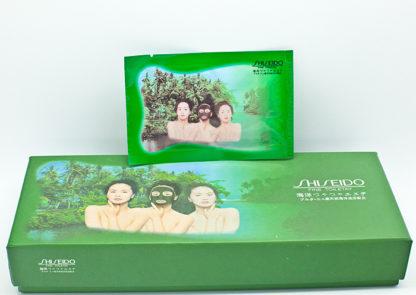 маска пленка с бамбуковым углем зеленая