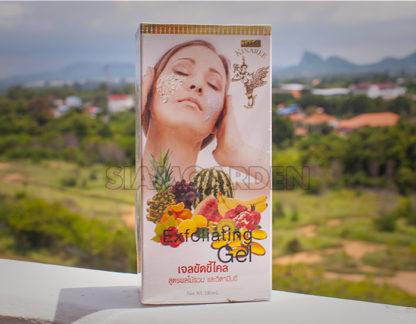 Пилинг скатка гель с фруктовыми AXA кислотами Thai Kinaree