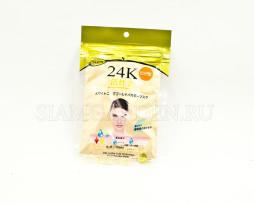 24-карата-маска с био золотом