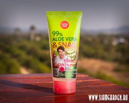 99% Aloe Vera&snail serum