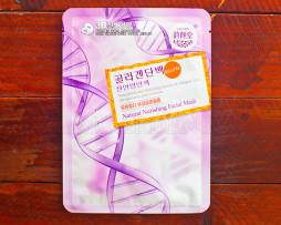 Лифтинг 3D ДНК Маска обновляющая кожу на клеточном уровне - Natural Nurishing Facial Mask