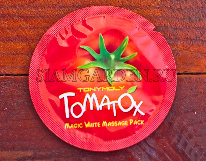 Многофункциональная Корейская Маска Tony Moly - Tomatox Magic Massage Pack