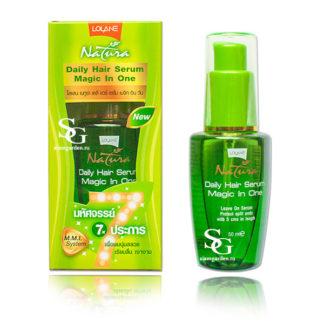 Идеальный Серум Быстрое Лечение Волос - Lolane Natura Daily Hair Serum Magic In One