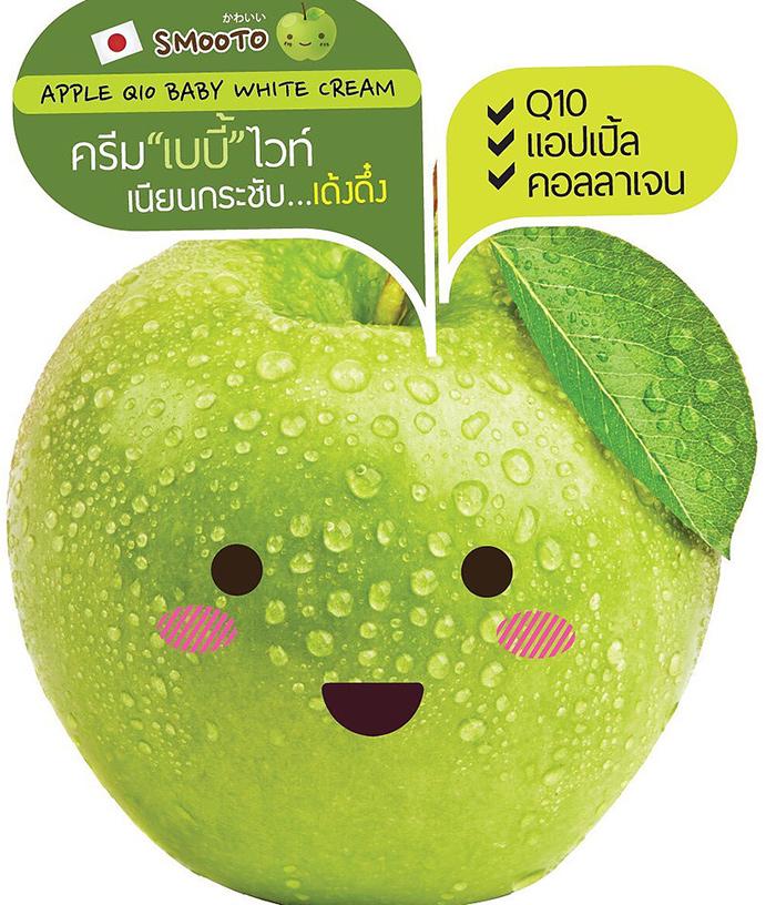 крем smooto яблоко от морщин бэби фейс
