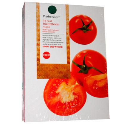 wobechon tomatoes mask