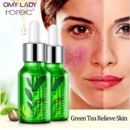 Сыворотка для лица Зеленый Чай Для проблемной кожи GreenTea Water Essence