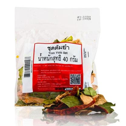 Сухой набор для специй супа Том Ям из Таиланда