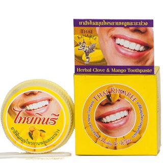 Зубная паста Thai Kinaree с экстрактом Манго