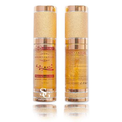 Золотой Коллаген Для Лица От Морщин - Golden Face Collagen Nature Republic