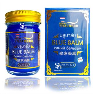 Тайский Синий Бальзам От Варикоза - Royal Thai Herb