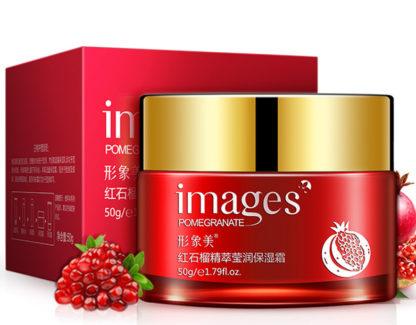 Антивозрастной крем для лица Images Pomegranate - Регенерация и восстановление кожи