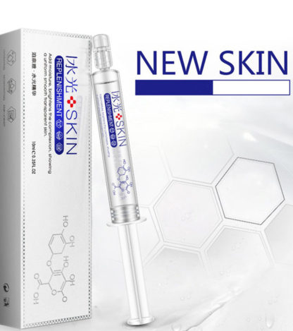 Жемчужная сыворотка-шприц Replenishment Skin - Красота и молодость без инъекций